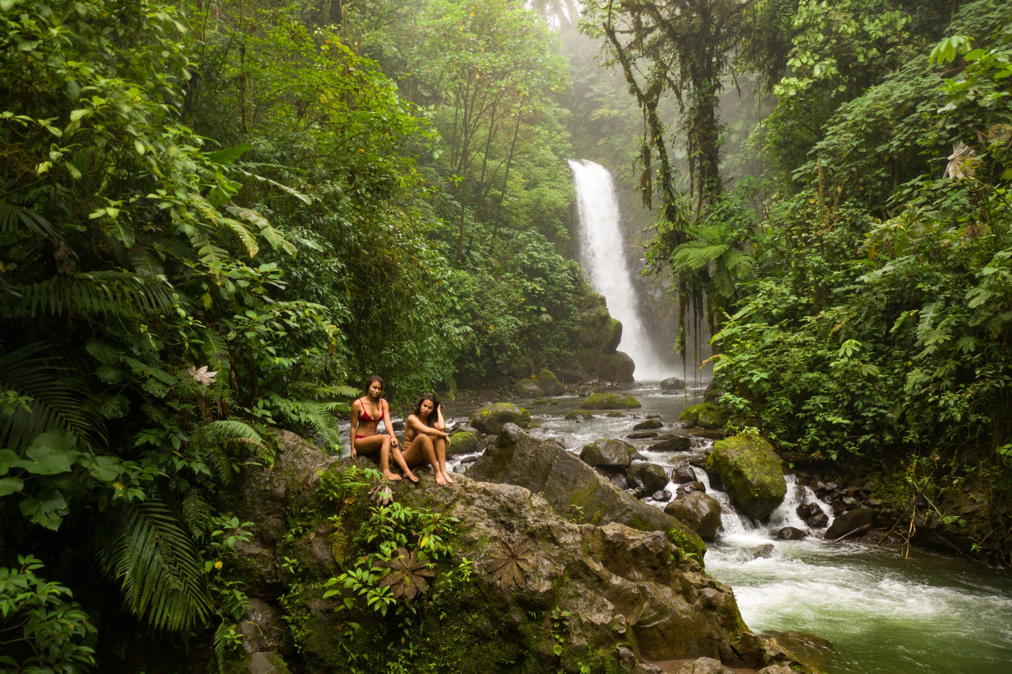 Peace Lodge & Waterfall Gardens - Costa Rica