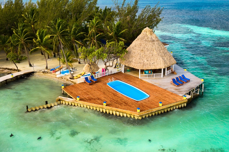Coco Plum Island Resort - Belize