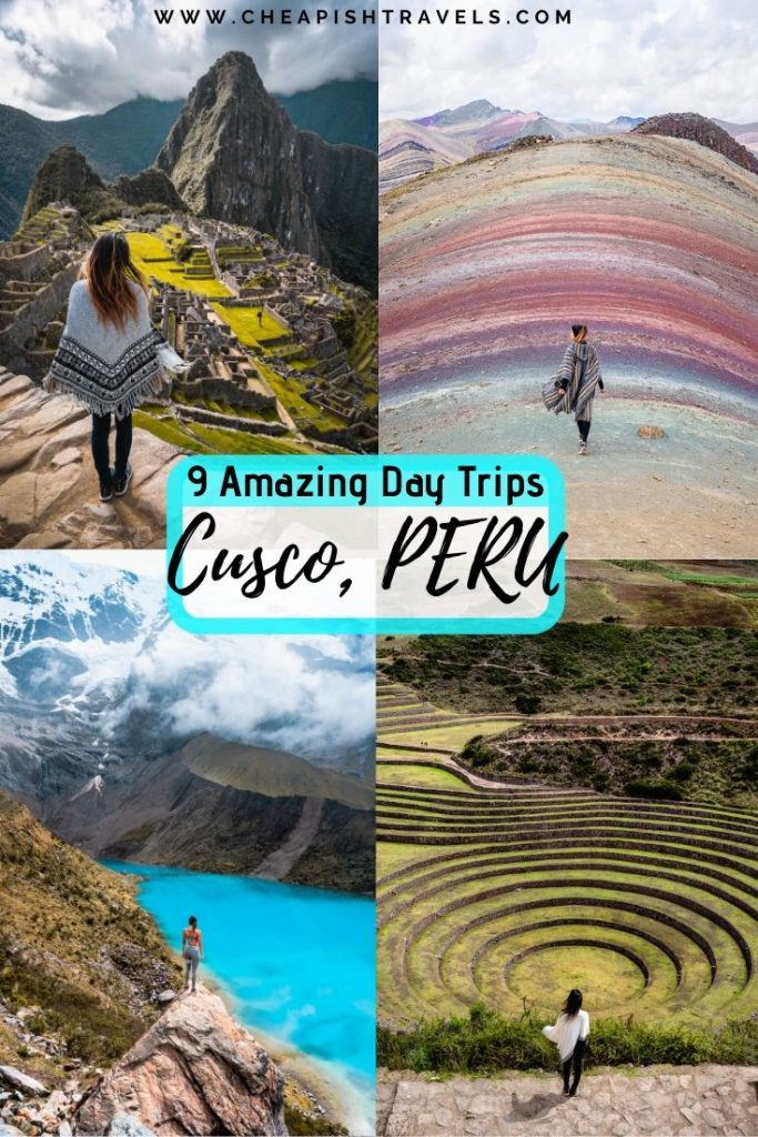 9 Amazing Day Trips from Cusco Peru Pinterest