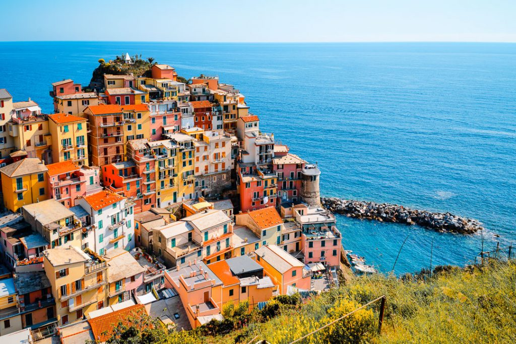 Cinque Terre Contiki Tours Europe Review