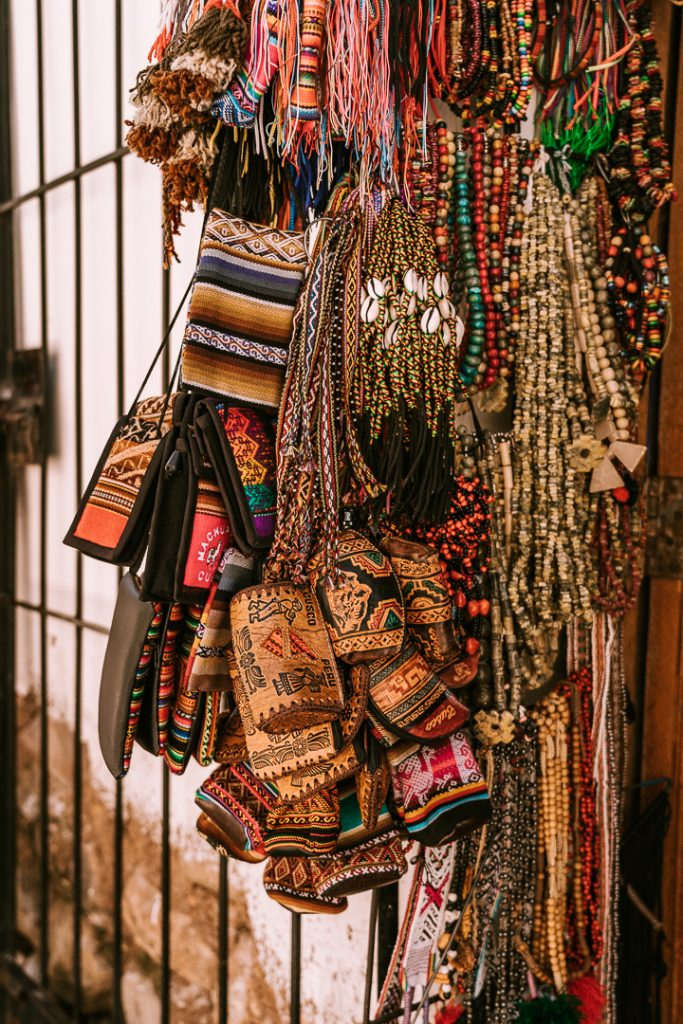 Artisan Crafts from Cusco Peru