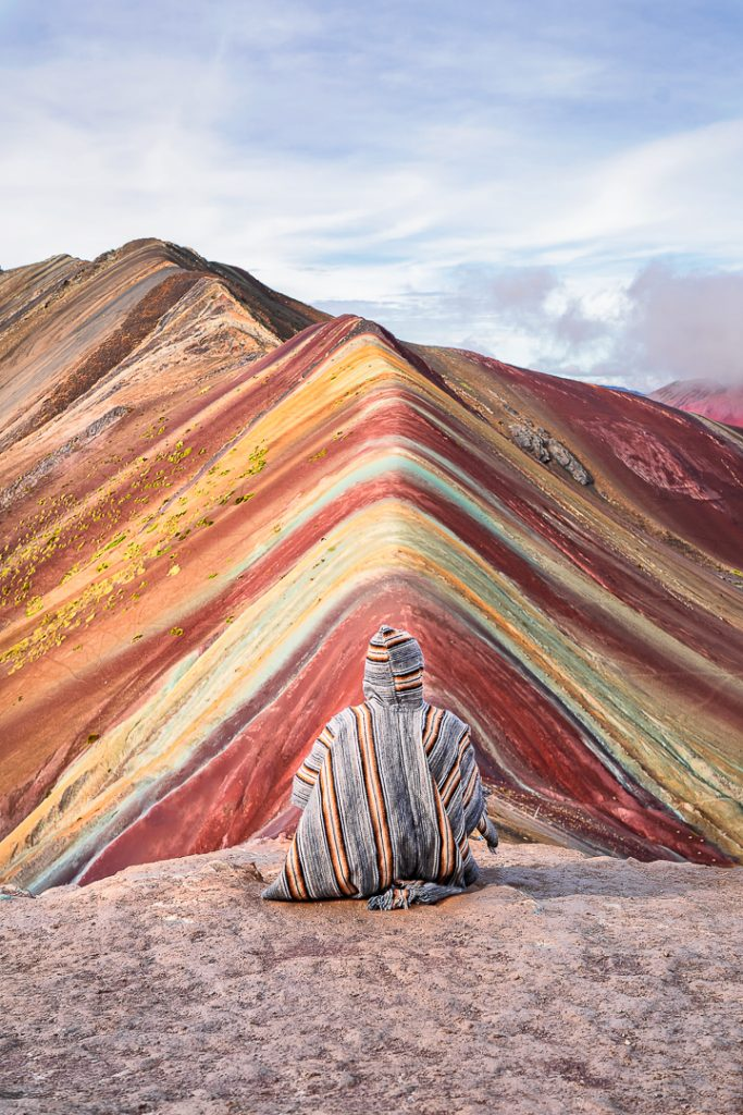 @tomstrickland Rainbow Mountain Day Trip from Cusco